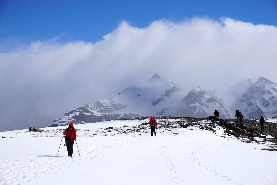 Shackleton-Wanderung bei Stromness