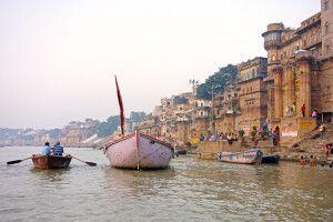 Varanasi am Ganges