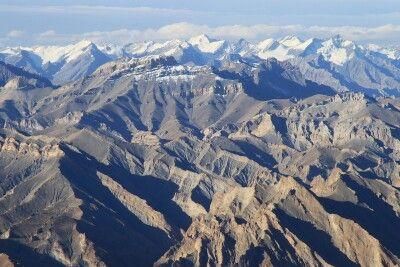 Das grandiose Gipfelpanorama vom Stok Kangri aus lässt keine Wünsche offen...