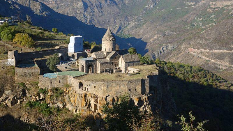 Kloster tatev © Diamir