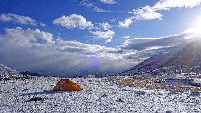 Ladakh Nubra Valley Chumik Yogma © Diamir