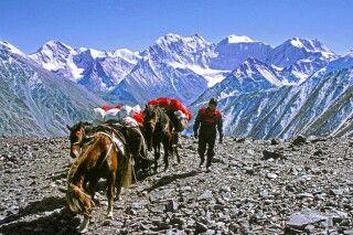 Gepäcktransport Altai