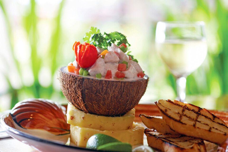 Kokoda – ein traditionell fijianisches Gericht