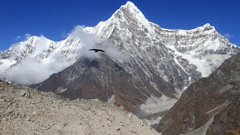 Trekking im Rolwaling-Tal © Diamir