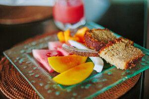 Pacific Resort Aitutaki - Leichte Küche