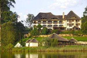 Birdnest @ Lake Bunyonyi Resort
