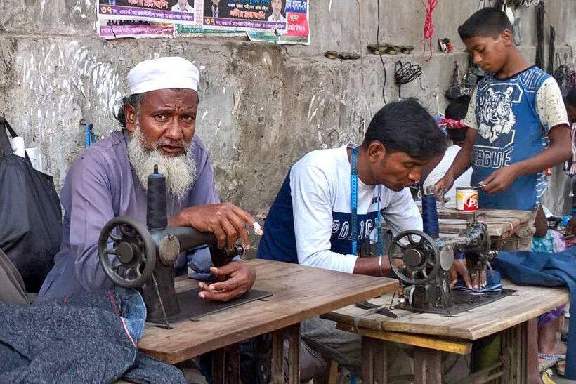Näher in Dhaka