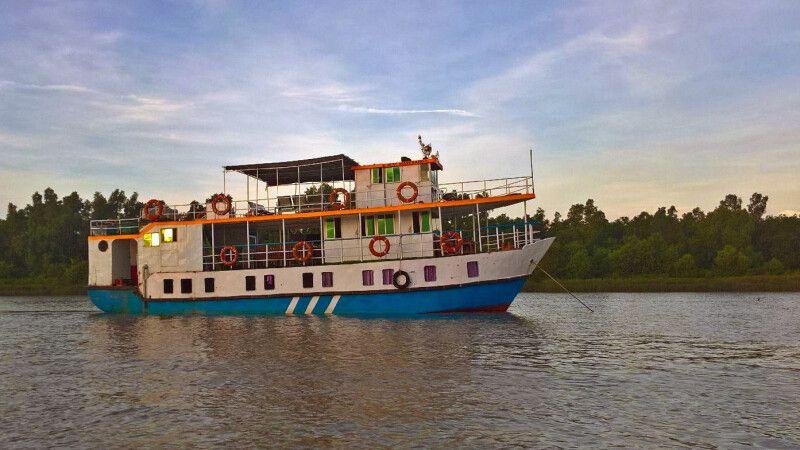 Sundarbans Bootsfahrt © Diamir