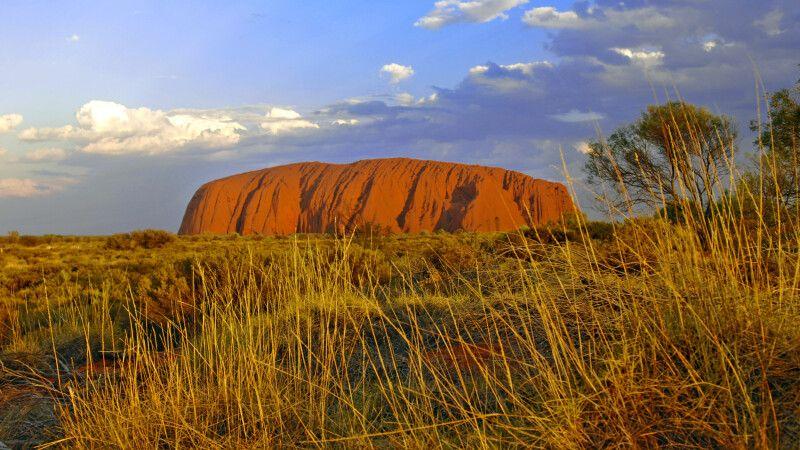 Uluru © Diamir