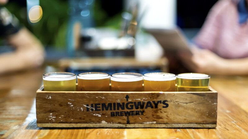 Hemingway's Brewery in Queensland, Australien © Diamir