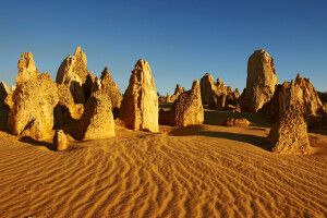 Pinnacles im Naumbung NP