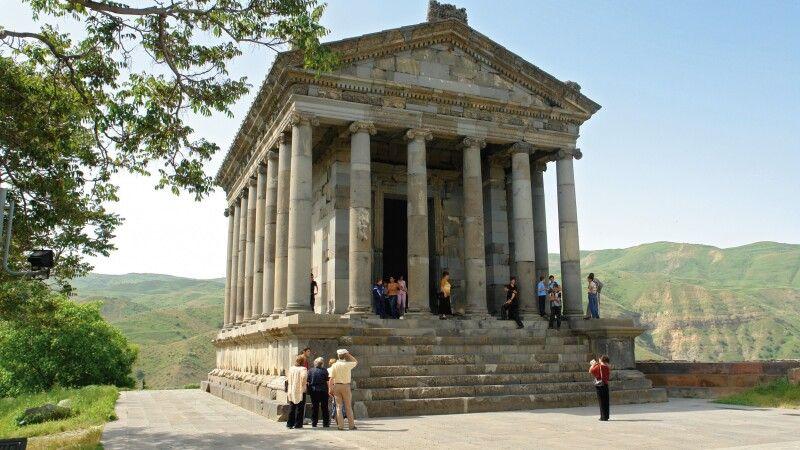 Tempel von Garni © Diamir