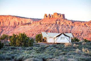 Moab Under Canvas, Utah