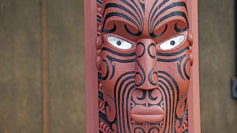 Handwerkskunst der Maori © Diamir