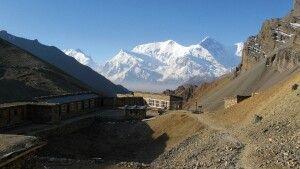 High Camp (4900 m)