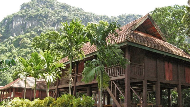 Homestay in Ban Khanh- Cuc-Phuong-Nationalpark © Diamir
