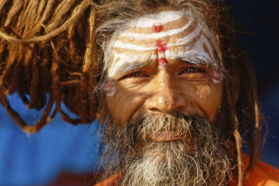 Varanasi – Sadhu (heiliger Mann)