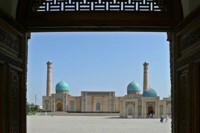 Taschkent, Xasti Imom Komplex