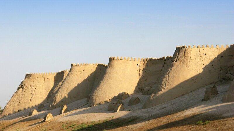 Die Festung von Buchara © Diamir