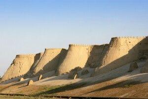 Festung Ark in Buchara