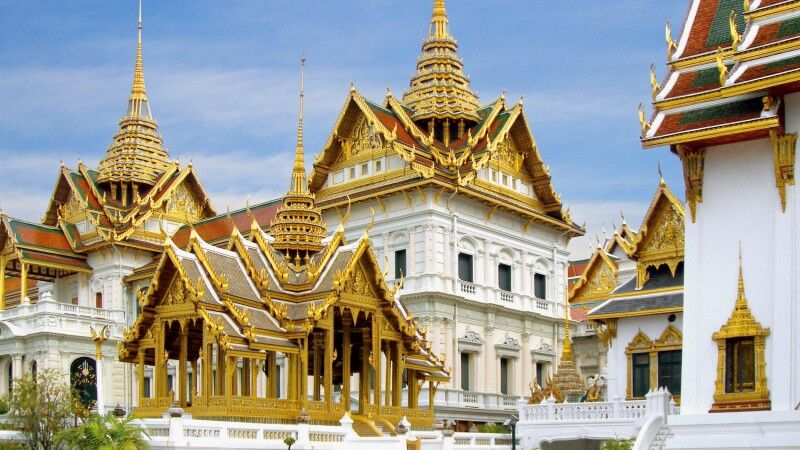 Königspalast in Bangkok © Diamir