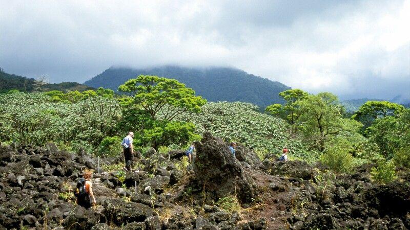 Auf dem Weg zum Vulkan Arenal © Diamir