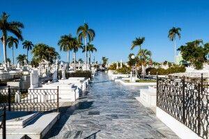 Friedhof Santiago de Cuba