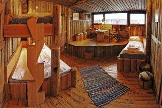 Trapper's Hotel – Zimmerbeispiel
