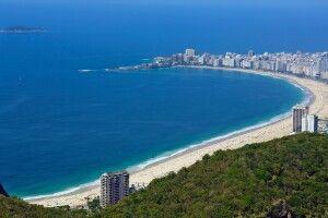 Strand von Rio de Janeiro
