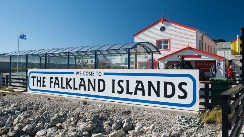 Willkommen auf Falkland! © Diamir