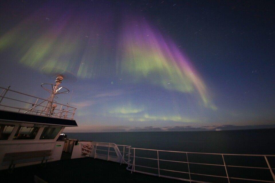 Ab Mitte August stehen die Chancen für Nordlichter sehr gut