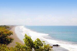 Playa Palo Seco Costa Rica