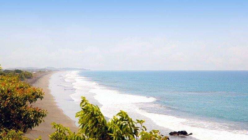 Playa Palo Seco Costa Rica © Diamir