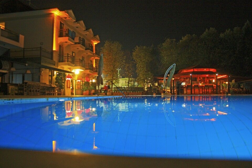Hotelanlage in Fethiye